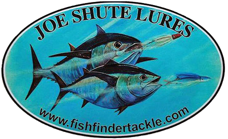 Joe Shute Lures www.fishfindertackle.com