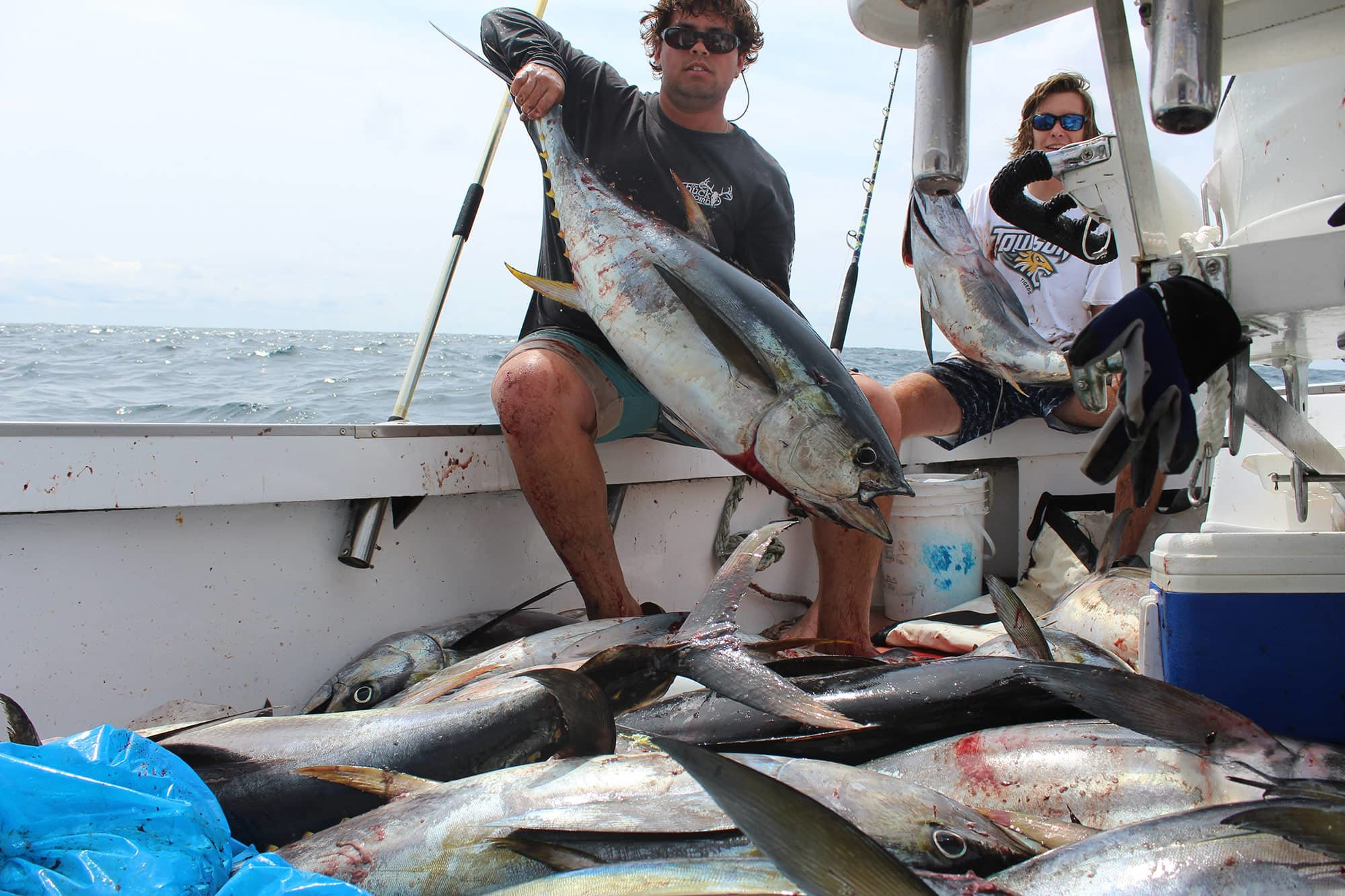 Restless lady fishing charters ocean city md for Ocean city fishing charters