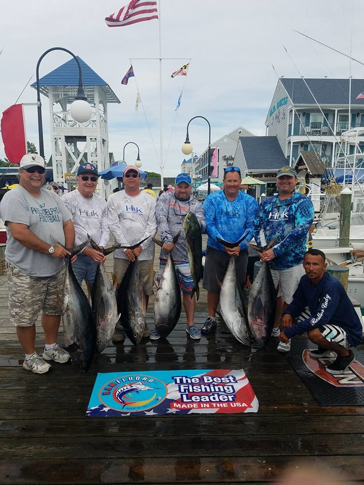 Fishing reports ocean city maryland charter boats for Usa fishing report