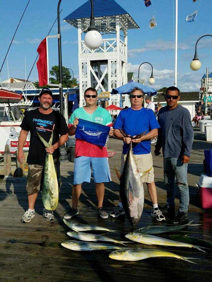 fishing report september 3 2017 ocean city md